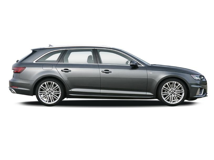 Audi A4 Avant 45 TFSI 265 Quattro Black Edn 5dr S Tronic [C+S]