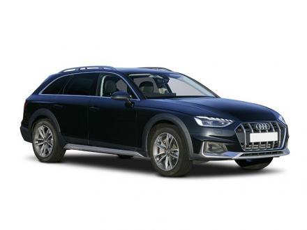 Audi A4 Diesel Allroad Estate 40 TDI 204 Quattro Sport 5dr S Tronic [C+S]