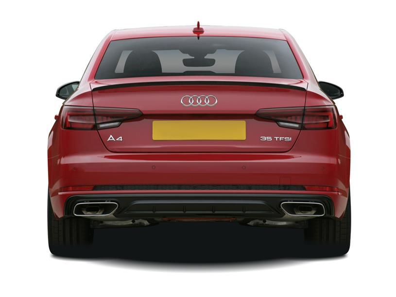 Audi A4 Saloon 45 TFSI 265 Quattro Black Edn 4dr S Tronic [C+S]
