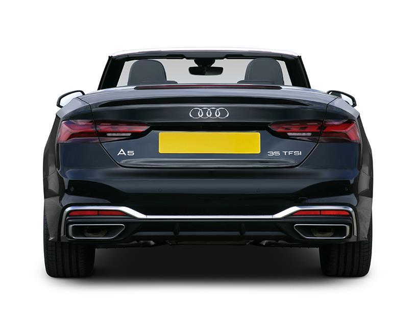 Audi A5 Diesel Cabriolet 40 TDI 204 Quattro Sport 2dr S Tronic [C+S]
