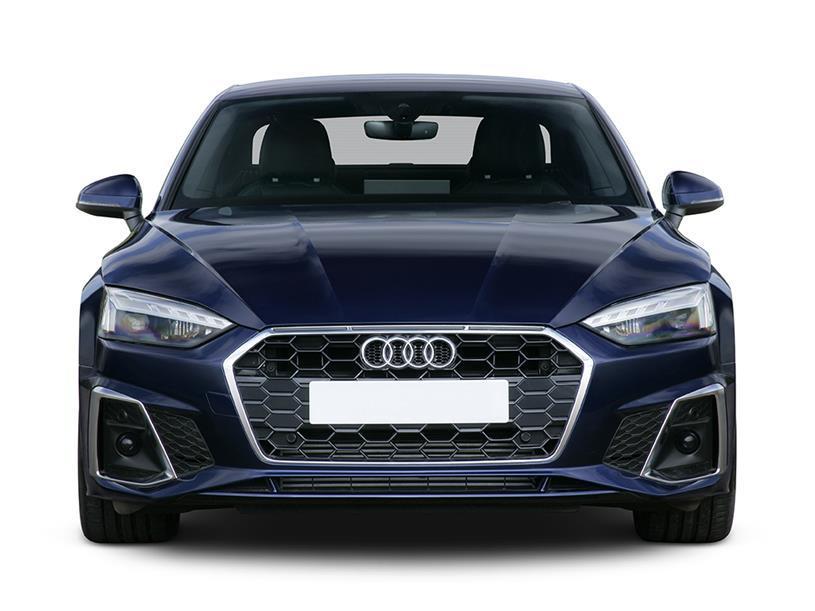Audi A5 Coupe 40 TFSI 204 S Line 2dr S Tronic [Comfort+Sound]