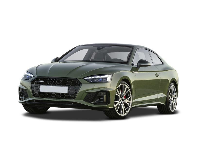 Audi A5 Coupe 40 TFSI 204 S Line 2dr S Tronic [Comfort+Sound]