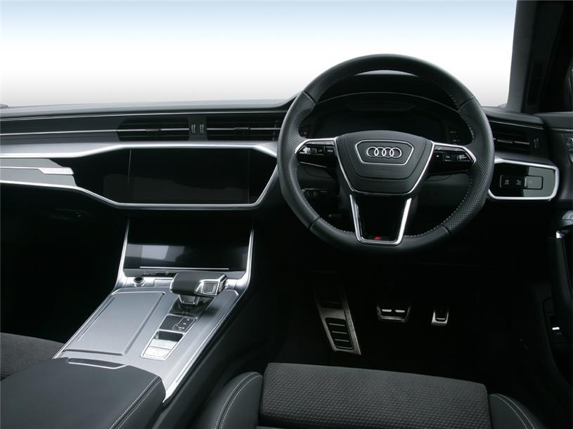 Audi A6 Saloon 45 TFSI 265 Quattro Black Edition 4dr S Tronic