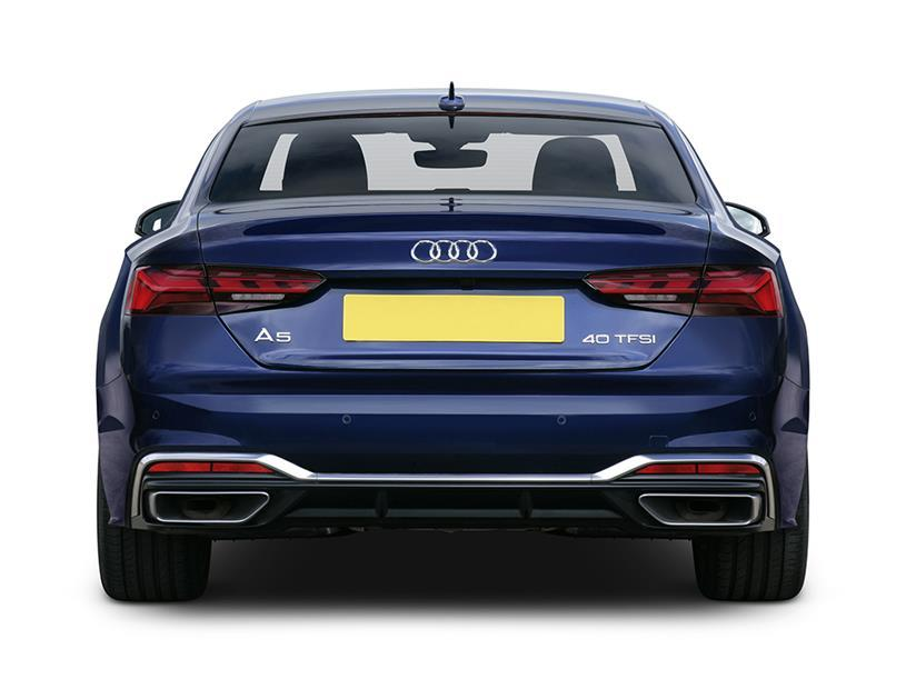 Audi A5 Coupe Special Editions 40 TDI 204 Quattro Edition 1 2dr S Tronic [C+S]