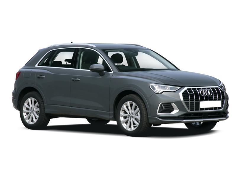 Audi Q3 Diesel Estate 40 TDI 200 Quattro S Line 5dr S Tronic [C+S Pack]