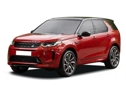 Land Rover Discovery Sport Sw 2.0 P290 Black 5dr Auto [5 Seat]