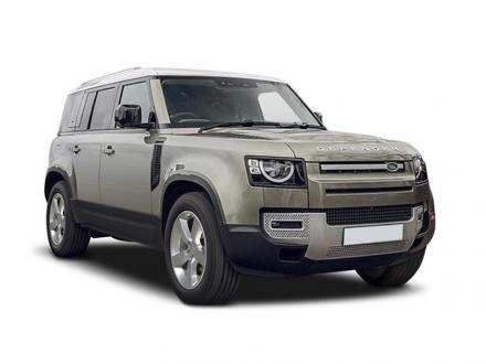 Land Rover Defender Diesel Estate 3.0 D300 X-Dynamic HSE 110 5dr Auto