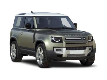 Land Rover Defender Estate 2.0 P300 X-Dynamic S 90 3dr Auto