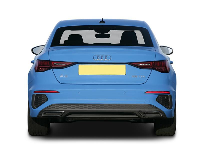 Audi A3 Saloon S3 TFSI Quattro 4dr S Tronic