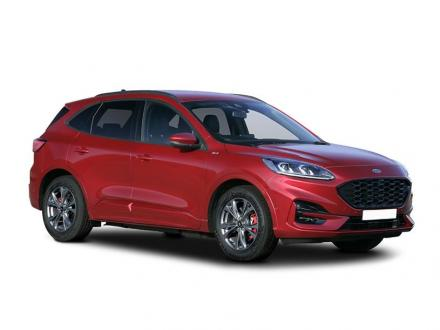 Ford Kuga Diesel Estate 1.5 EcoBlue Titanium Edition 5dr Auto