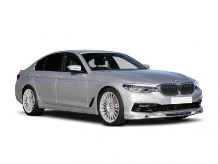 Bmw Alpina 5 Series Saloon B5 4.4 Bi Turbo 4dr Switch-Tronic AWD