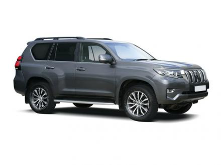 Toyota Land Cruiser Diesel Sw 2.8 D-4D 204 Invincible 5dr Auto 7 Seats [Sunroof]