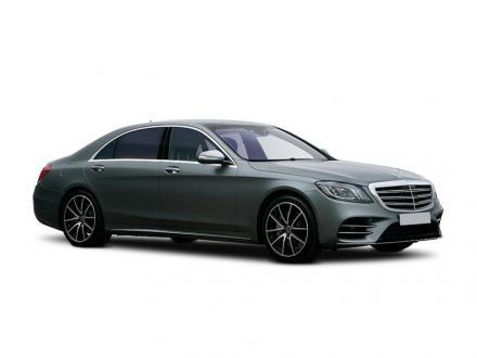 Mercedes-Benz S Class Diesel Saloon S400d L 4Matic AMG Line Prem + Exec 4dr 9G-Tronic