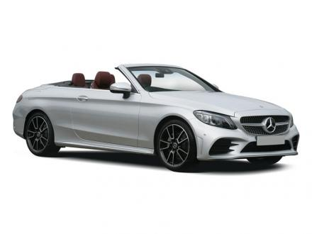 Mercedes-benz C Class Cabriolet C200 AMG Line Edition 2dr 9G-Tronic