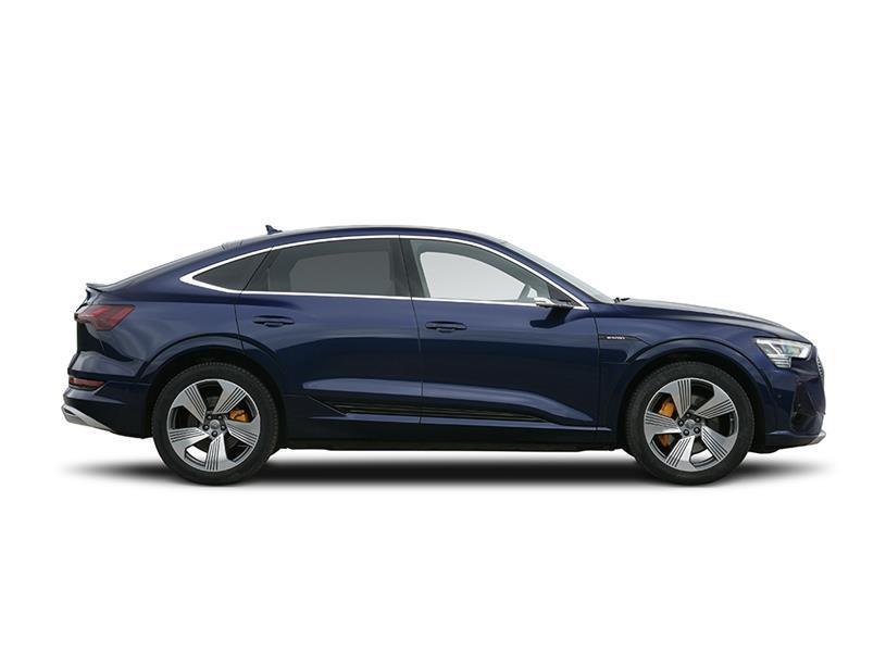 Audi E-tron Sportback 230kW 50 Quattro 71kWh Vorsprung 5dr Auto