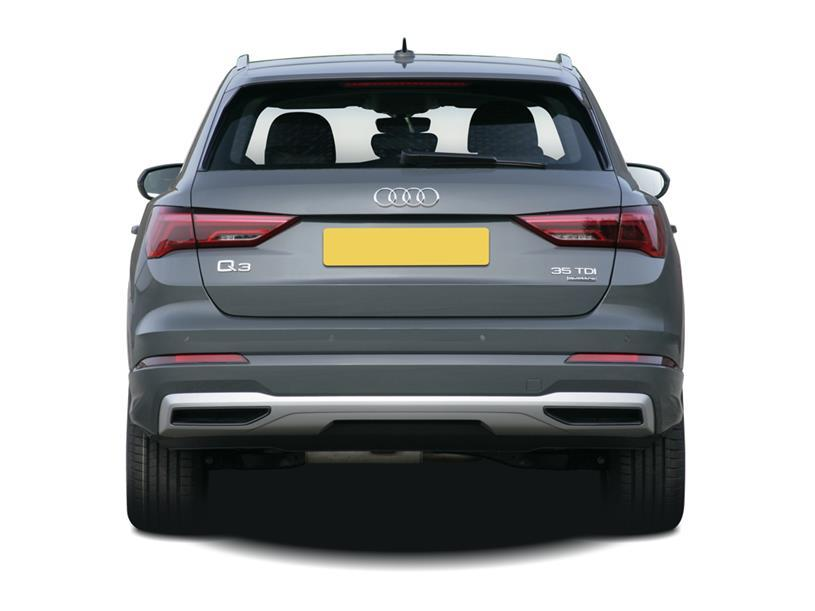Audi Q3 Estate 40 TFSI Quattro Black Edition 5dr S Tronic