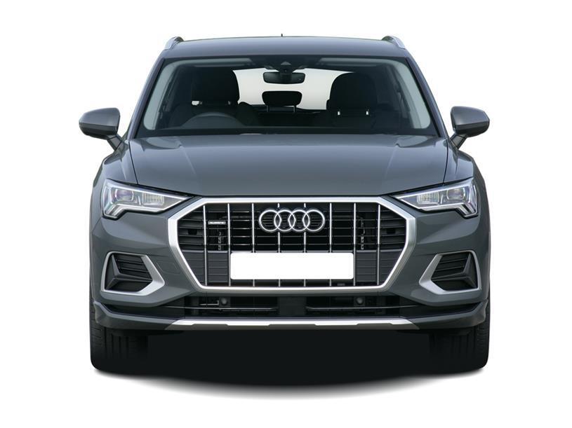 Audi Q3 Diesel Estate 40 TDI 200 Quattro Black Edition 5dr S Tronic[C+S]
