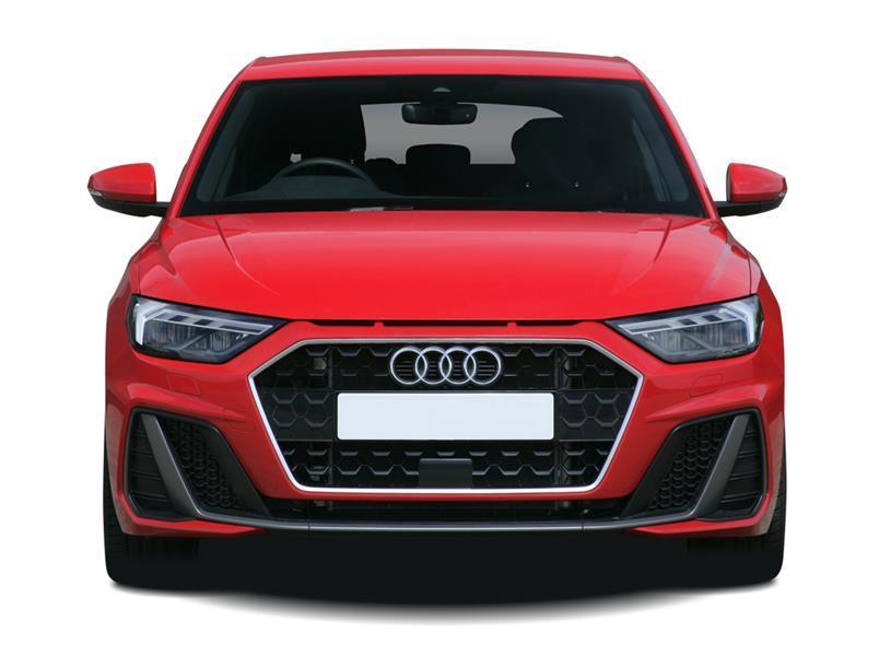 Audi A1 Sportback 25 TFSI Black Edition 5dr [Tech Pack]
