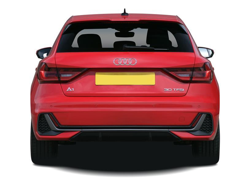 Audi A1 Sportback 25 TFSI Black Edition 5dr [Tech Pack]