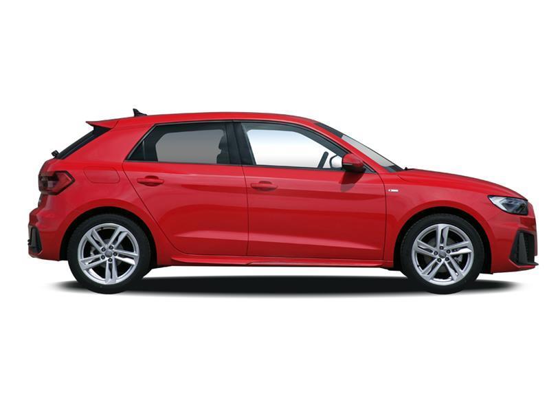 Audi A1 Sportback 25 TFSI Black Edition 5dr S Tronic [Tech Pack]