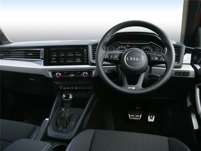 Audi A1 Sportback 35 TFSI Black Edition 5dr S Tronic