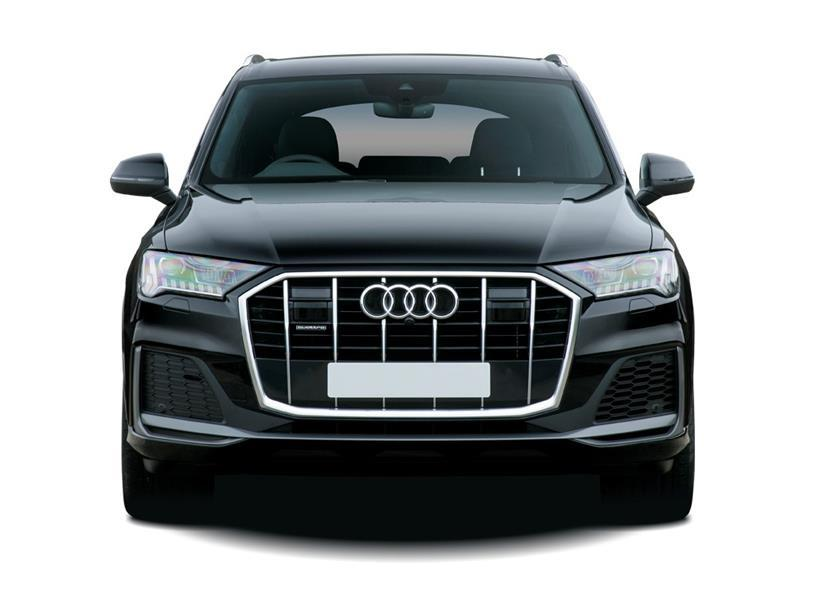 Audi Q7 Estate 55 TFSI e Quattro Black Ed 5dr Tiptronic [C+S]