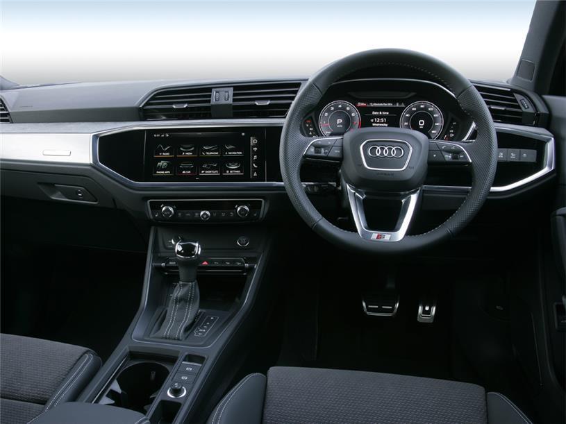 Audi Q3 Diesel Sportback 35 TDI Quattro Black Edition 5dr S Tronic [C+S Pk]
