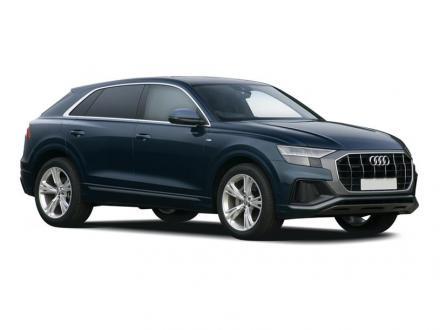 Audi Q8 Estate 55 TFSI e Quattro S Line 5dr Tiptronic [C+S]