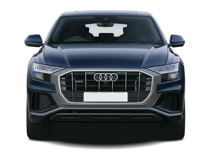 Audi Q8 Diesel Estate 50 TDI Quattro Black Edition 5dr Tiptronic [C+S]