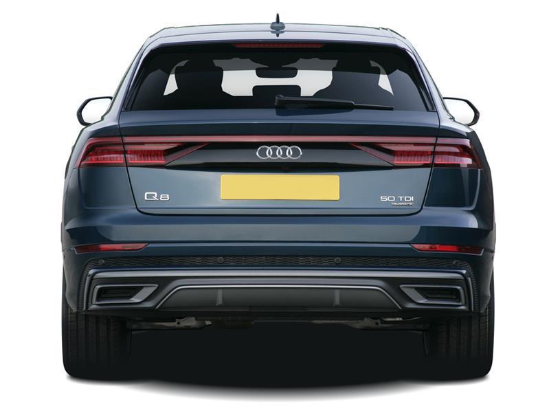 Audi Q8 Estate 55 TFSI e Quattro Black Edn 5dr Tiptronic [C+S]