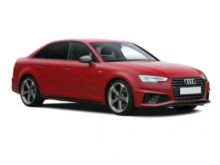 Audi A4 Saloon 40 TFSI 204 Sport Edition 4dr S Tronic [C+S]