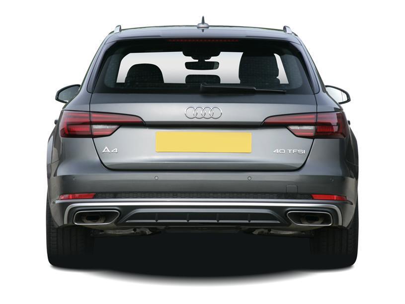 Audi A4 Avant 35 TFSI Sport Edition 5dr S Tronic [Comfort+Sound]