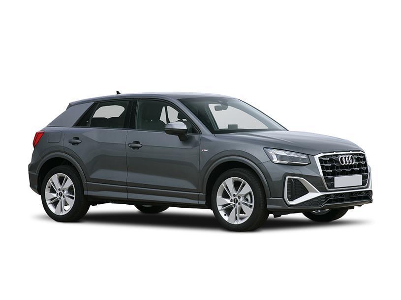 Audi Q2 Estate 30 TFSI Black Edition 5dr [C+S]
