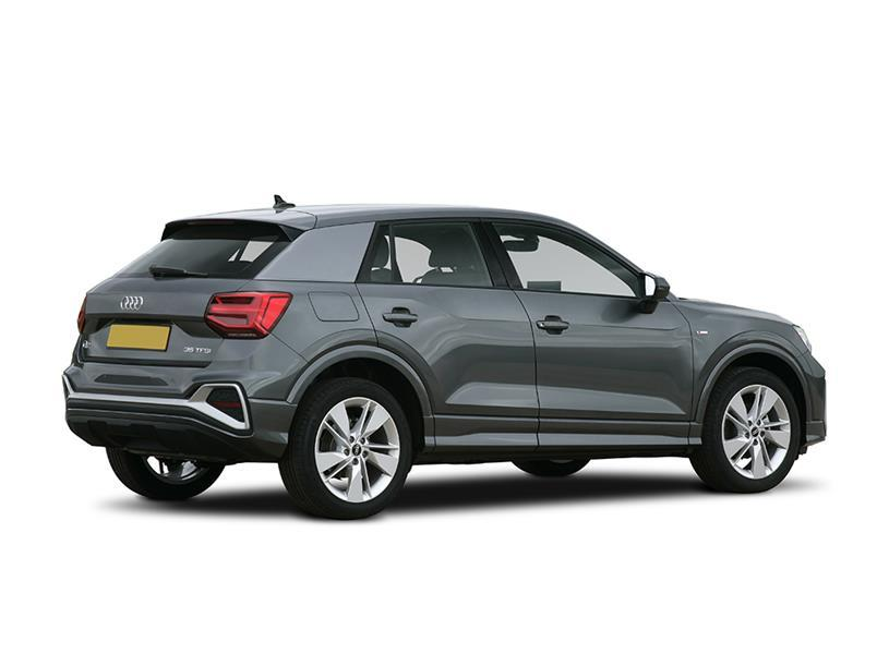 Audi Q2 Estate 30 TFSI Black Edition 5dr [C+S]