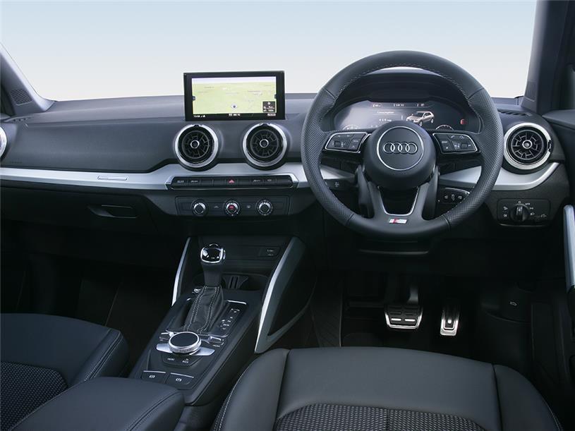 Audi Q2 Estate 35 TFSI Black Edition 5dr [C+S]