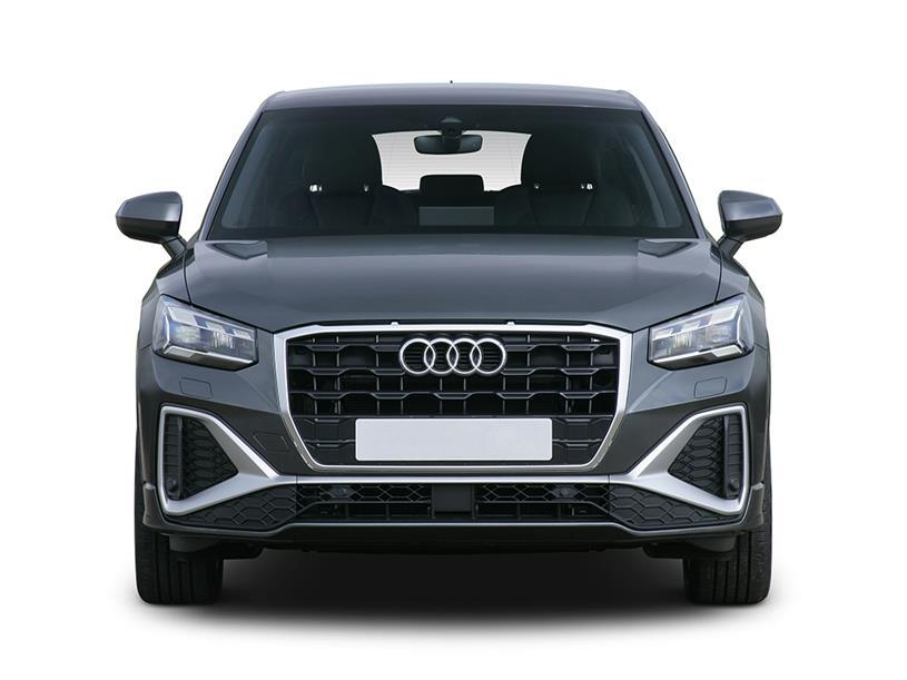 Audi Q2 Diesel Estate 35 TDI Quattro Black Edition 5dr S Tronic