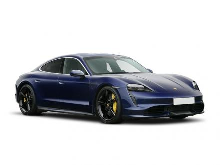 Porsche Taycan Saloon 560kW Turbo S 93kWh 4dr Auto [5 Seat]