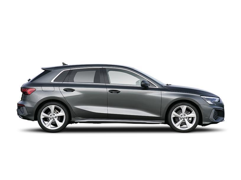 Audi A3 Sportback 40 TFSI e S line 5dr S Tronic [Comfort+Sound]