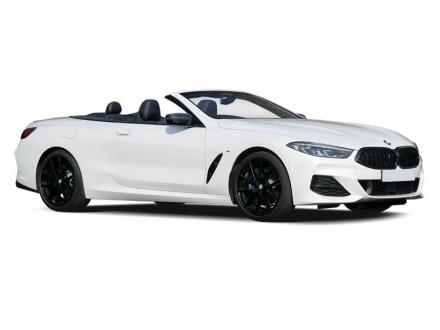 BMW 8 Series Diesel Convertible 840d xDrive MHT M Sport 2dr Auto [Ultimate Pack]