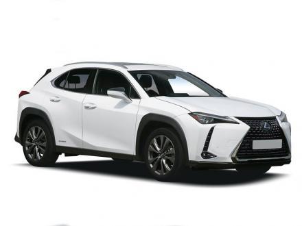 Lexus Ux Electric Hatchback 300e 150kW 54.3 kWh 5dr E-CVT [Premium+Pk/18Alloy]