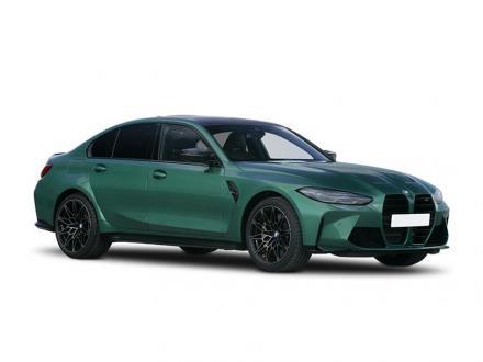 BMW M3 Saloon M3 Competition 4dr Step Auto [M Pro Pack]