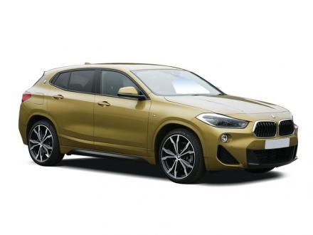 BMW X2 Diesel Hatchback xDrive 20d M Sport X 5dr Step Auto [Tech II /Pro]
