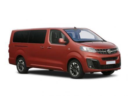 Vauxhall Vivaro Life Diesel Estate 1.5 Turbo D 120PS Edition L 5dr [9 Seat]