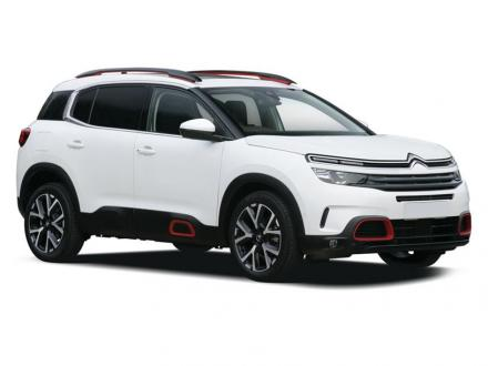 Citroen C5 Aircross Hatchback 1.6 Plug-in Hybrid 225 Shine 5dr e-EAT8