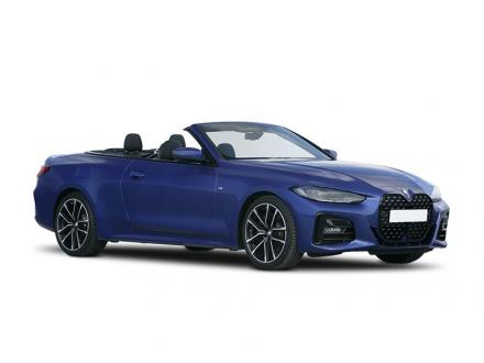 BMW 4 Series Convertible 430i M Sport 2dr Step Auto