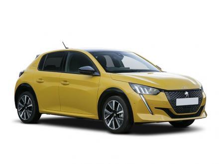 Peugeot 208 Diesel Hatchback 1.5 BlueHDi 100 GT 5dr