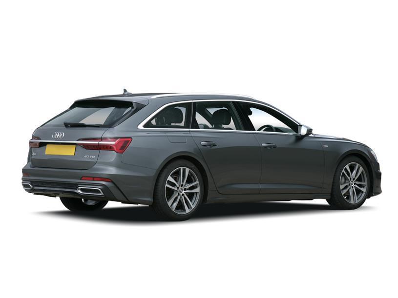 Audi A6 Diesel Avant S6 TDI 344 Quattro 5dr Tip Auto [Comfort+Sound]