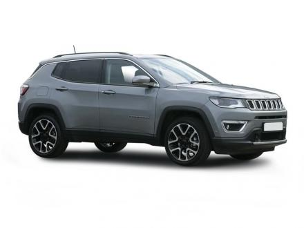 Jeep Compass Sw 1.4 Multiair 170 S 5dr Auto