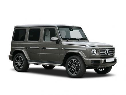 Mercedes-Benz G Class Diesel Station Wagon G400d Edition 5dr 9G-Tronic
