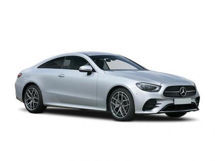 Mercedes-Benz E Class Diesel Coupe E300d 4Matic AMG Line Premium 2dr 9G-Tronic